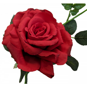 Artificial Red Rose Quiannie S5714Rd