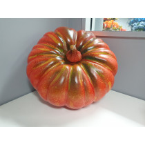 A3051LtOrg 32cm Artificial Pumpkin
