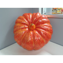 A3051Org 32cm Artificial Pumpkin
