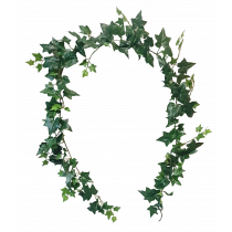 6ft Sage Ivy Garland 171 leaves