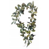 6ft Laurel Leaf Garland