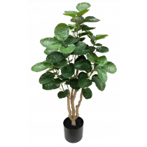 S2835Grn 96cm Green Real Touch Money Tree in Pot