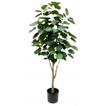 S2836Grn 132cm Green Real Touch Money Tree in Pot