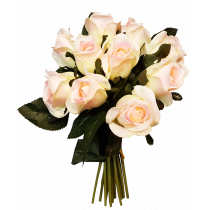Rosebud Bouquet x 12