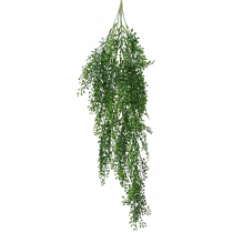 S3911Grn Green Hanging Boxwood
