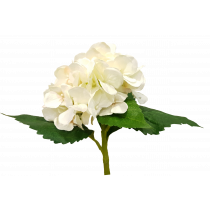 cream vanilla Hydrangea Artificial Flowers quality