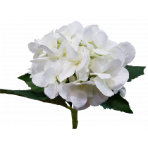 Wedding White Hydrangea Artificial Flowers quality