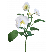 S5778 Pansy artificial
