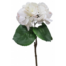 S5868Crm Cream Hydrangea Artificial